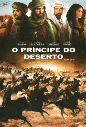 Cartaz do filme O PRÍNCIPE DO DESERTO – Black Gold