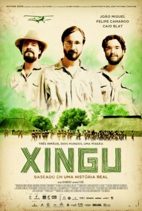 Cartaz do filme XINGU