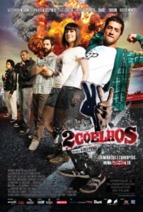Cartaz do filme 2 COELHOS