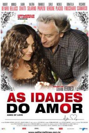 Cartaz do filme AS IDADES DO AMOR – The Ages of Love