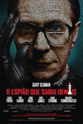 Cartaz do filme O ESPIÃO QUE SABIA DEMAIS – Tinker, Tailor, Soldier, Spy