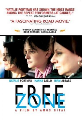 Cartaz do filme FREE ZONE