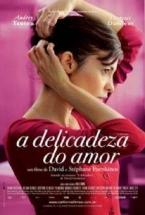 Cartaz do filme A DELICADEZA DO AMOR – La Délicatesse