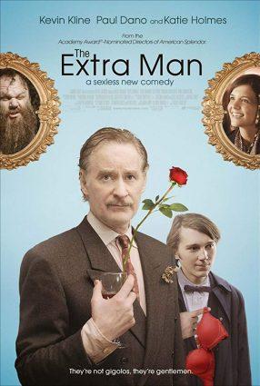 Cartaz do filme OS ACOMPANHANTES – The Extra Man