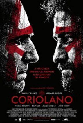 Cartaz do filme CORIOLANO – Coriolanus