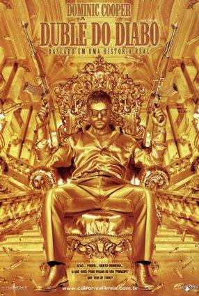 Cartaz do filme O DUBLÊ DO DIABO – The Devil's Double