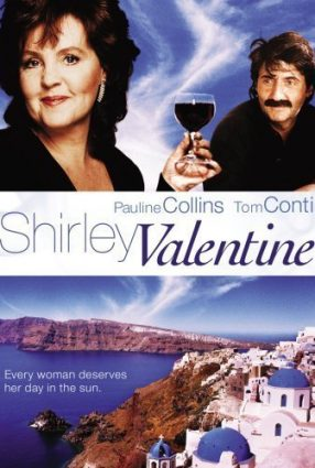 Cartaz do filme SHIRLEY VALENTINE