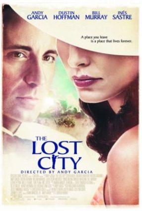 Cartaz do filme A CIDADE PERDIDA – The Lost City