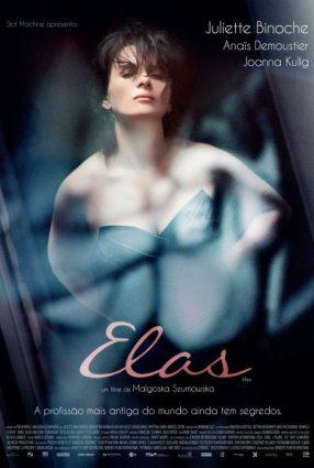 Cartaz do filme ELAS – ELLES