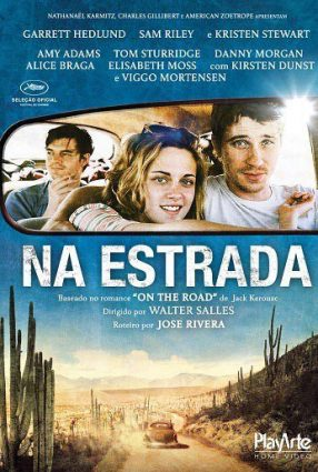 Cartaz do filme NA ESTRADA – On The Road