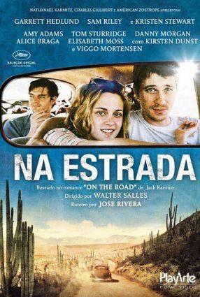 Cartaz do filme NA ESTRADA – On The Road