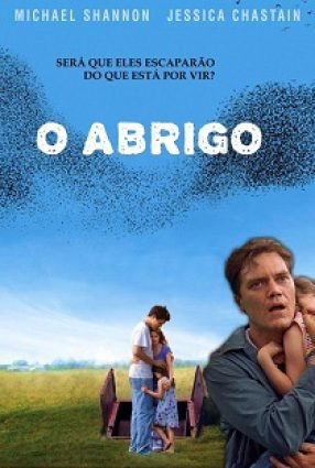 Cartaz do filme O ABRIGO – Take Shelter