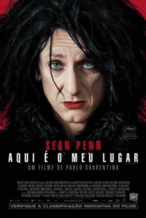 Cartaz do filme AQUI É O MEU LUGAR – This Must Be The Place