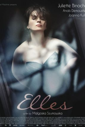 Cartaz do filme ELLES