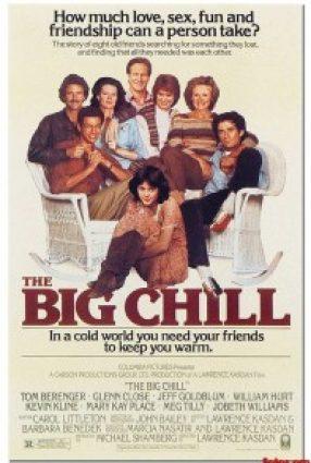 Cartaz do filme O REENCONTRO – The Big Chill