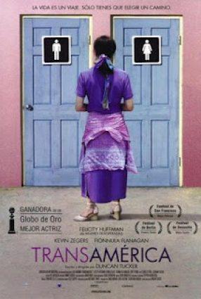 Cartaz do filme TRANSAMÉRICA – Transamerica