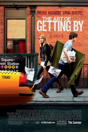 Cartaz do filme A ARTE DA CONQUISTA – The Art of Getting By