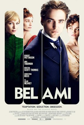 Cartaz do filme BEL AMI – O SEDUTOR – Bel Ami