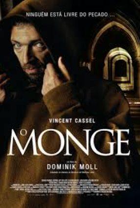 Cartaz do filme O MONGE – Le Moine