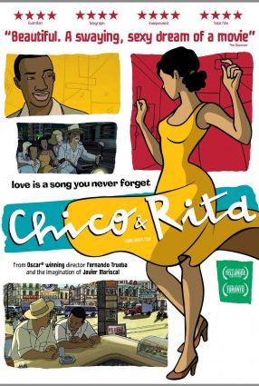 Cartaz do filme CHICO & RITA