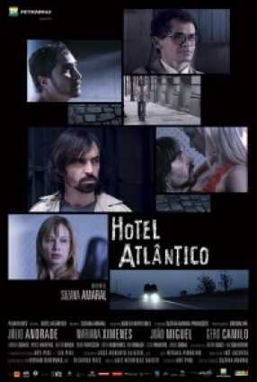 Cartaz do filme HOTEL ATLÂNTICO