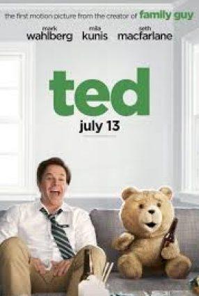 Cartaz do filme TED