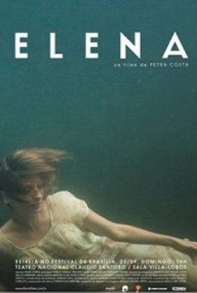 Cartaz do filme ELENA (Mostra de Cinema SP)