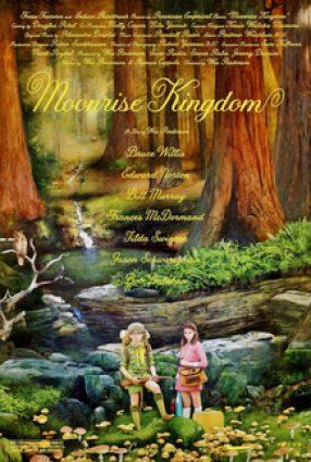 Cartaz do filme MOONRISE KINGDOM