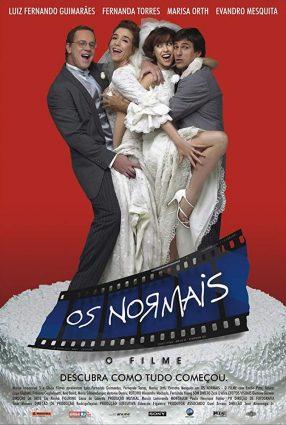 Cartaz do filme OS NORMAIS – O FILME