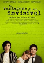 AS VANTAGENS DE SER INVISÍVEL – The Perks of Being Wallflower