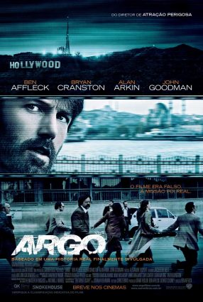 Cartaz do filme ARGO