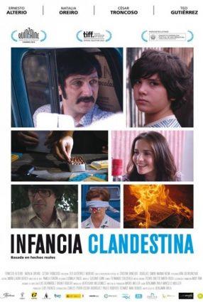 Cartaz do filme INFÂNCIA CLANDESTINA – Entrevista – Infancia Clandestina