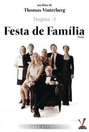 Cartaz do filme FESTA DE FAMILIA – The Celebration