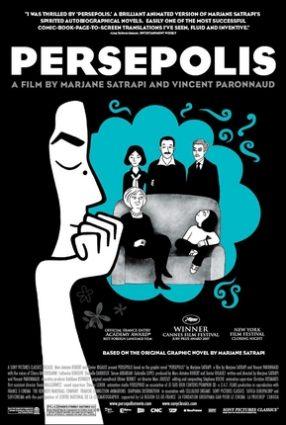 Cartaz do filme PERSÉPOLIS – Persepolis