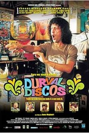 Cartaz do filme DURVAL DISCOS