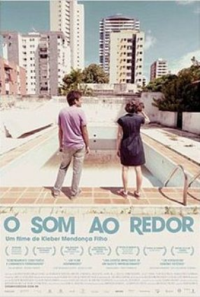 Cartaz do filme O SOM AO REDOR