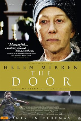 Cartaz do filme ATRÁS DA PORTA – The Door