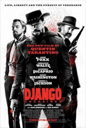 Cartaz do filme DJANGO LIVRE – Django Unchained