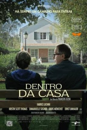 Cartaz do filme DENTRO DA CASA – Dans la Maison