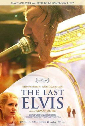 Cartaz do filme O ÚLTIMO ELVIS – El último Elvis