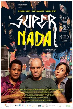 Cartaz do filme SUPER NADA