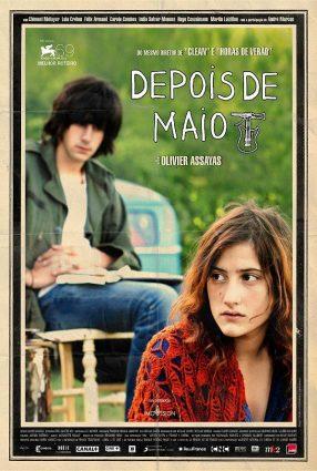 Cartaz do filme DEPOIS DE MAIO – Après May