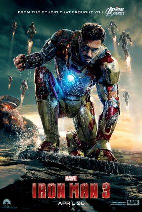 Cartaz do filme HOMEM DE FERRO 3 – Iron Man 3