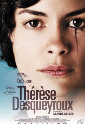Cartaz do filme THERESE D. – Thérèse Desqueyroux