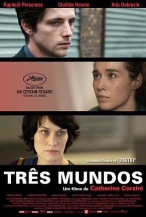 Cartaz do filme TRÊS MUNDOS – Trois Mondes