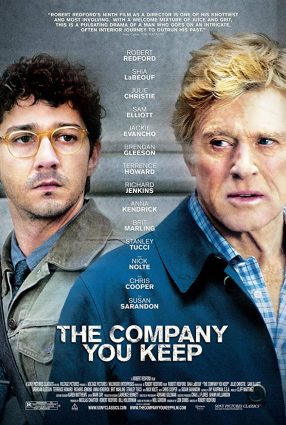 Cartaz do filme SEM PROTEÇÃO – The Company You Keep