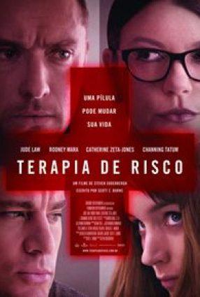 Cartaz do filme TERAPIA DE RISCO – Side Effects