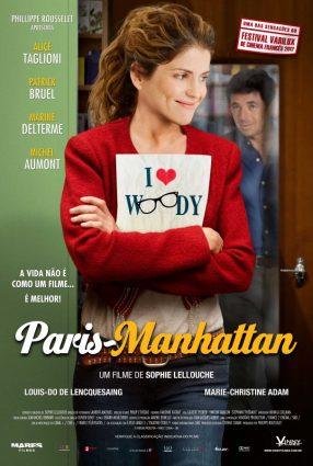 Cartaz do filme PARIS – MANHATTAN
