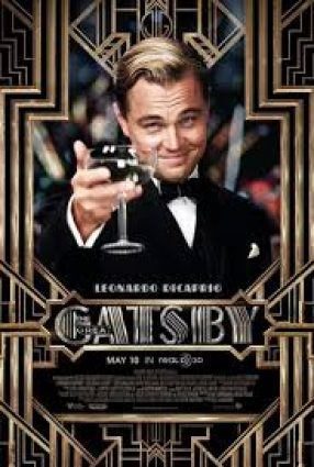 Cartaz do filme O GRANDE GATSBY – The Great Gatsby