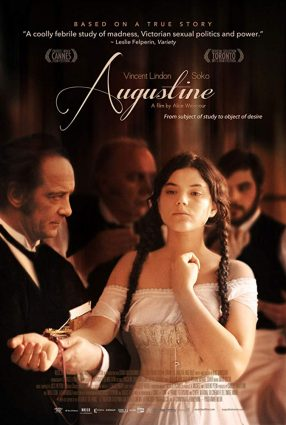Cartaz do filme AUGUSTINE